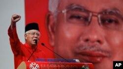 Thủ tướng Malaysia Najib Razak.