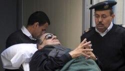 جلسه رسیدگی به اتهامات حسنی مبارک برگزار شد