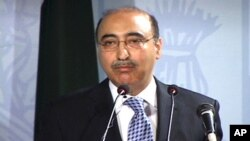 ترجمان پاکستانی دفتر خارجہ عبدالباسط