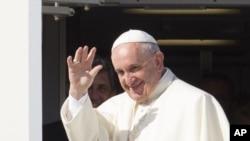 Papa Franja uoči odlaska na Kubu i u SAD