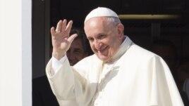Uashingtoni përgatitet për vizitën e Papës