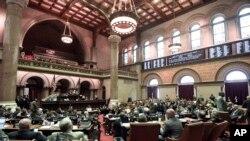 Hạ viện bang New York, nơi dân biểu Brian Kolb phục vụ