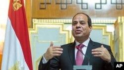 Presiden Abdul Fatah El-Sisi. (Foto:Dok)