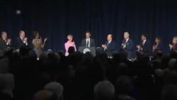 US Prayer Breakfast Draws World Leaders