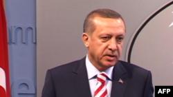Kryeministrit turk Erdogan