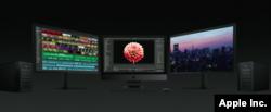 iMac Pro incluye las mayores mejoras desde su rediseño en 2013. Junio 5, 2017.