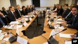 Cuộc họp giữa giới chức Hoa Kỷ và Cuba tại Washington 21/5/15