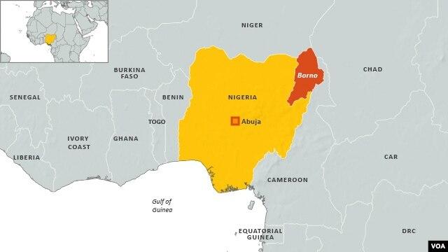 Sate of Borno, Nigeria