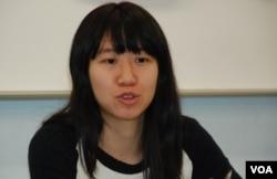 社會主義行動成員鄧美晶表示,要思考公民提名的不足之處