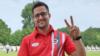 پوریا جلالی پور ملی پوش تیم تیروکمان معلولان پس از کسب سهمیه پارالمپیک ۲۰۲۰ از مسابقات هلند به ایران بازنگشت