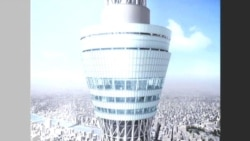 New Tower in Tokyo Outstrips Older Rival