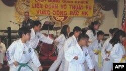 Lễ kỷ niệm 8 năm ngày thành lập Liên đoàn Võ thuật Việt Nam vùng Đông Bắc Hoa Kỳ, Virginia, 19/6/2011