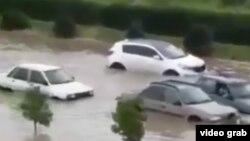بیشترین رقم تلفات ناشی از سیلاب در ولایت شیراز ایران ثبت شده است