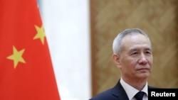 中國副總理劉鶴將於2019年5月9日和10日在在華盛頓與美國官員會談。