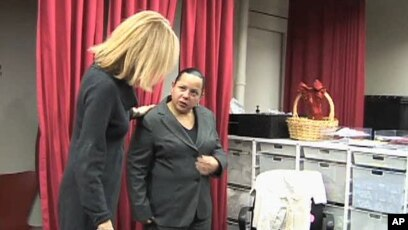 Non Profit Group Suits Up Women For Jobs