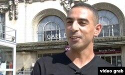 Lyon resident Tawfik Naaji.