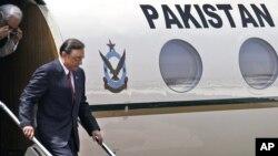 Un vocero de la embajada paquistaní en Washington confirmó la asistencia a la reunión del presidente Asif Ali Zardari.