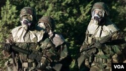 شام کے کیمیائی ہتھیار