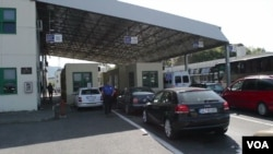 Sukubine Muriqan border checkpoint