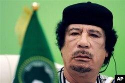 Mutos presidentes africanos lideram regimes déspotas como o da Líbia; daí a sua relutância em criticar Kadhafi.