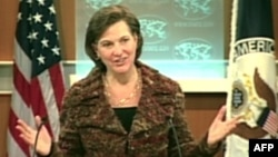 Zëdhënësja e Departamentit të Shtetit, Viktoria Nuland