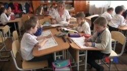 Американці допомагають піднятися сільським школам в Україні. Відео