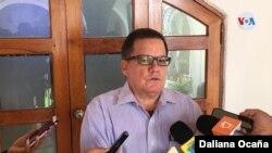 El líder empresarial nicaraguense, José Adán Aguerri, se mostró preocupado por inseguridad que se vive en el país, y que ya cobró la vida de un extranjero jubilado en Nicaragua.