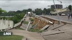 De nombreux dégâts lors des inondations à Brazzaville