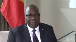 Entretien avec le premier ministre malien Modibo Keïta