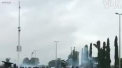 Նիգերիայի մայրաքաղաքում ցույցերի ժամանակ ոստիկանությունը զենք է կիրառել