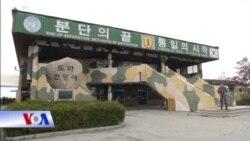 Hàn-Triều mở văn phòng liên lạc chung