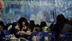 2014-03-21 美國之音視頻新聞: 人權組織呼籲泰國當局不要遣返維吾爾人到中國