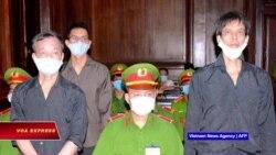 Báo cáo: Việt Nam đang giam cầm gần 300 tù nhân lương tâm