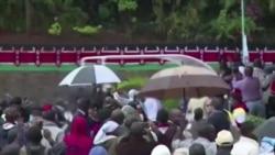 Igitambo cya Misa i Nairobi Muri Kenya Cyayobowe na Papa Francis