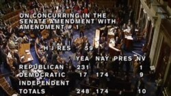 US CONGRESS SHUTDOWN