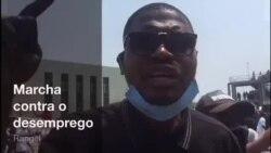 Luanda: Manifestaçōes contra desemprego e burla de investidores
