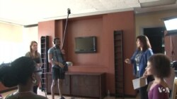 African Film Industry Pros Learn From Hollywood