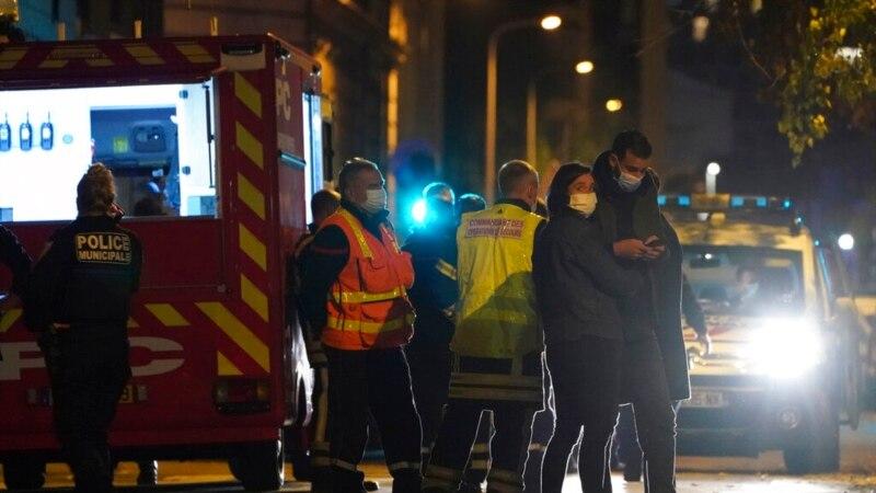 Penembakan Pendeta Di Gereja Ortodoks Prancis