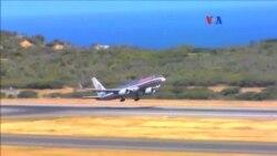 Venezuela: disminuye la venta de boletos aéreos