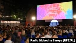 Svečano otvaranje Sarajevo Film Festivala, 13. augusta 2021