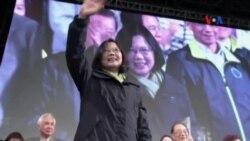 Trung Quốc: Thách thức lớn nhất của nữ tổng thống Đài Loan