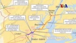 New Yorklular Yeraltı Doğal Gaz Hattından Rahatsız