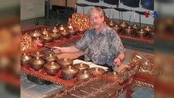 Robert Tauxe, Peneliti dan Pemain Gamelan di Atlanta