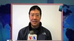 "VOA连线 : 马英九想见习近平 民进党批""自取其辱"""