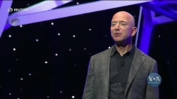 Безос вже наступного місяця летить у космос – на ракеті його власної компанії Blue Origin. Відео