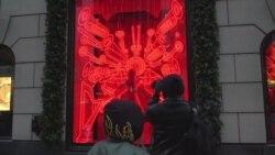 """美国万花筒:费城治理阿片重灾区;911后""""恐怖时代的艺术"""";加州野火和冰川融化有关"""