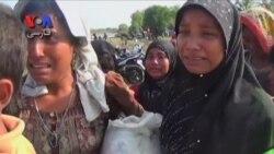 تاکید آمریکا بر رفتار بهتر با اقلیت مسلمان در میانمار