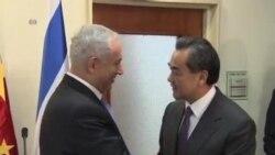 中国外长访问中东推动以巴和平