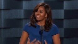 Michelle Obama: Stronger Together