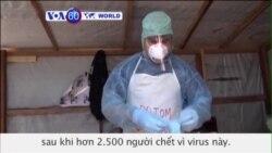WHO tuyên bố Guinea hết dịch Ebola (VOA60)